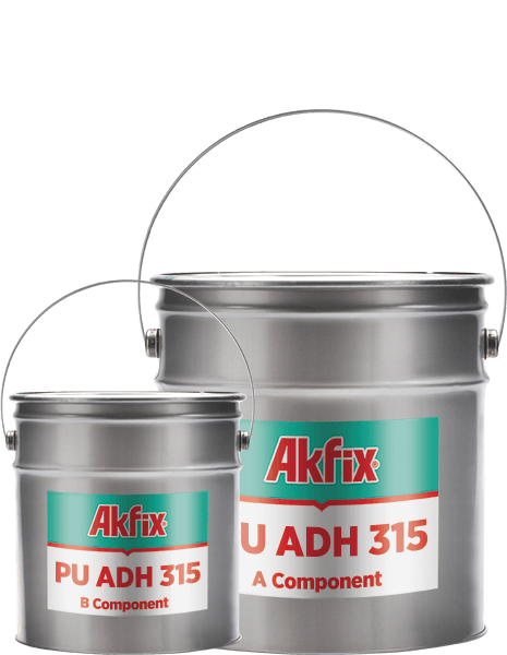 PU ADH 315   Rubber Tile and Parquet Adhesive